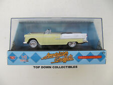 Motor Max American Griffiti 1955 Chevy Bel Air Die Cast Collection Nib 1:64