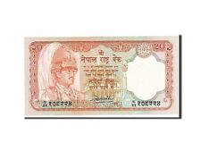 [#112158] Nepal, 20 Rupees, 1988, FDS