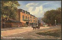 """London. Hampstead. Jack Straws Castle - 1907 """"Hampstead Heath"""" Series Postcard"""