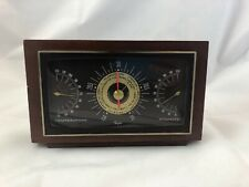 Taylor Instrument Company Temperature and Humidity Barometer Vintage