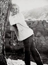 Marilyn Monroe 1953 Vintage Pinup Litho Banned Maco 1st Edition Photo Promo COA