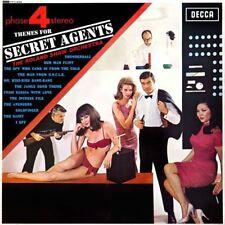 Phase4 R SHAW THEMES FOR SECRET AGENTS LP Vinyl NEU