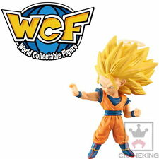 Banpresto DragonBall Z WCF World Collectable Figure ~VS MAJIN BUU~ Son Goku