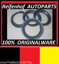 4 anelli di centraggio ZF 70,4 - 57,1 originale per Rondell Rod Aluett SPEDIZIONE VELOCE