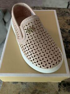Micheal Kors Toddler Shoe 8c