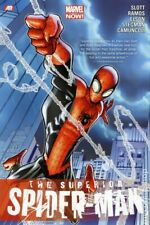 Superior Spider-Man HC 1A-1ST VF 2013 Stock Image