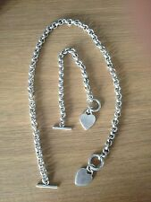 Precious Metal Jewellery Sets without Stones