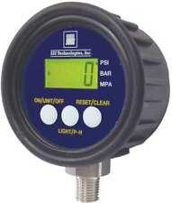 Digital Pressure Gauge,100 PSI MGA-9V
