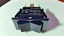 Onan 308-0768 Generator Start Stop Rocker Switch 3 prong