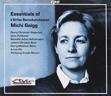 Essentials of L'orfeo Barockorchester Michi Gaigg CD