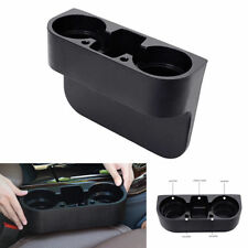 Car Clean Seat Drink Cup ABS Holder Valet Travel Coffee Bottle Tidy Table 3 in 1