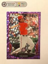 2013 BOWMAN Anthony Rendon PURPLE ICE #'d 5/10