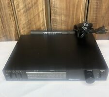 Bogen Communication Tp-50 Professional Am-Fm Tuner Tested and Working