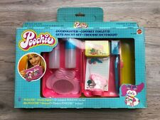 Poochie, Coffret Toilette, Vintage, Mattel, 1982