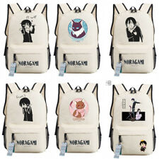 Unisex Japan Anime Noragami Backpack School Bag Halloween Cosplay Backpack Bag