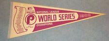 Philadelphia Phillies Full Size Pennant 1983 National League Champions