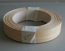 "ANIGRE REAL WOOD EDGEBANDING - 7/8"" wide - 25' Roll FREE SHIPPING!!"