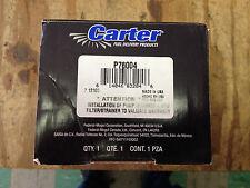 CARTER P76004 Fuel Pump & Strainer-Fuel Pump & Strainer