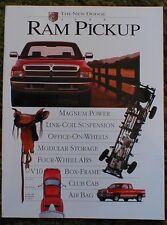 1995 Dodge Ram Pickup 95 Brochure 4x4 1500