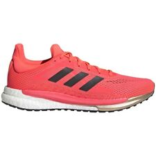 Adidas Solar Glide 3 para Zapatos Hombre Zapatillas Running Rojo/Blanco/Negro