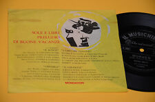 """7"""" 45 FLEX DISC (NO LP ) ORIG ANNI 60 WERA NEPY MORGEN OTTIME CONDIZIONIO"""