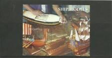 MAURITIUS SGMS1139 MODEL SHIPS MINISHEET MNH