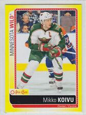 2013-14 O-Pee-Chee #S-KO Mikko Koivu Minnesota Wild