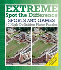 Sports and Games: Extreme Spot the Difference by Richard Wolfrik Galland