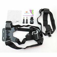DEYARD ZG-632 GoPro Accessories Kit *Set of 6  Go Pro Hero 1, 2, 3 4 Head Strap*