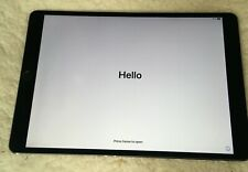 "iPad pro 10.5"" 2nd gen 64GB space grey"