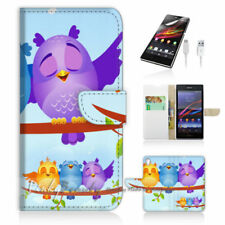 Unbranded Owl Mobile Phone Cases, Covers & Skins for Sony