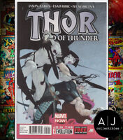 Thor God of Thunder #5 NM 9.4 (Marvel)