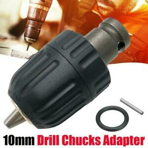 1/2'' Drive Hex Drill Chuck Converter Adapter Socket For Impact Wrench G9Z9