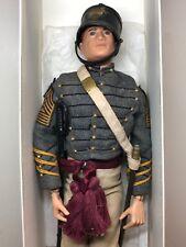 "12"" Vintage Hasbro GI Joe American United States Cadet Soldier Uniform 1960's"