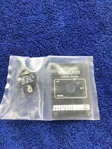 Anchor Windlass Control Switch Brand New
