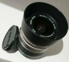 Sigma Zoom 28-80mm f3.5-5.6 II Macro Lens Sigma
