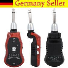 UHF Drahtlose Gitarren Sender Empfänger Funksystem E-Gitarreneffektor D1O2