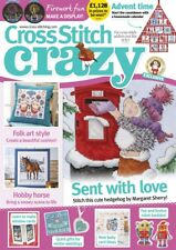 Cross Stitch Crazy Magazine Issue 47 November 2018 Magazine Only No Gift