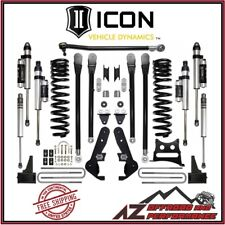 """ICON 2017-UP Ford F250 F350 4WD 4.5"""" Suspension System Stage 5 Kit"""