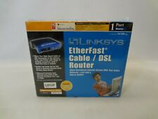 Linksys BEFSR11 EtherFast Cable/DSL Router *New Unused*