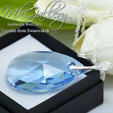16da8416b9735 Swarovski Crystal Pear Costume Necklaces & Pendants for sale | eBay