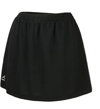 AKOA Sports Games Court Black Skort Sizes XS to XL Netball Adult Volleyball