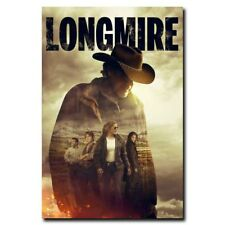 Longmire Robert Taylor Katee 24x36inch TV Shows Silk Poster Hot Room Decal