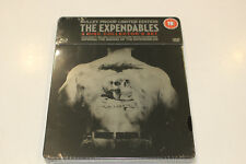 The Expendables - Bullet Proof Ltd Edition - 3x Disc Collector's Set Region B/2