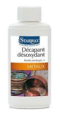 STARWAX DECAPANT DESOXYDANT METAUX 250 ML ref 216
