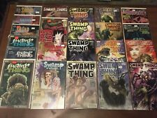 Modern LOT of 23 SWAMP THING comic books by DC Vertigo!  MODERN AGE 125