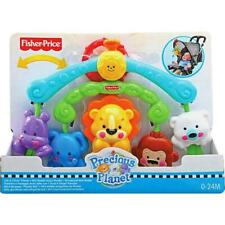 Fisher-Price Happy Planet Baby Sensory Mobile Toy