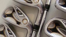 TaylorMade R7 DRAW RH iron set 4-PW Stiff steel nice used Priority US Ship!