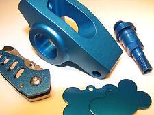 Electric Blue Anodizing Dye - 1 Pint