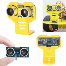 HC-SR04 Ultrasonic Module Distance Measuring Transducer Sensor w/ Mount Bracket